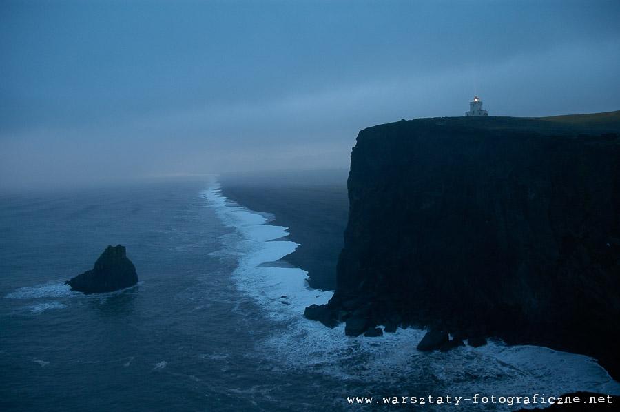 warsztaty fotograficzne - kompozycja - Islandia