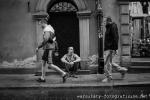 warsztaty fotograficzne, portret modela na ulicy
