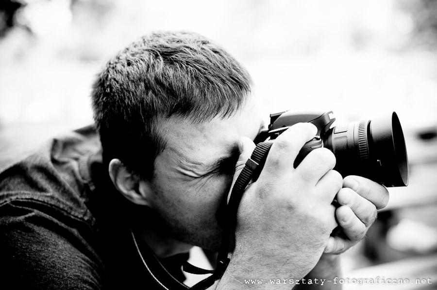 warsztaty fotograficzne - spacer fotograficzny w Ostrowie Wielkopolskim