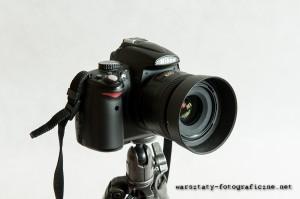 Nikon D5000 (poprzednik D5100, któregogorąco polecamy) zobiektywem 35/1.8G DX (zpodziękowaniem dla Pauliny!)