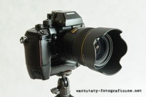 """Nikon F4s - niegdyś marzenie dostępne dla nielicznych, dziś dostępny """"za grosze"""""""