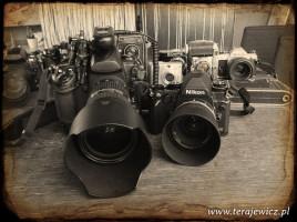 Nikon Df - test aparatu