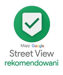 logo - Mapy Google Street View - rekomendowani