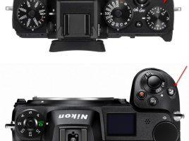 Fuji i Nikon - kompensacja ekspozycji